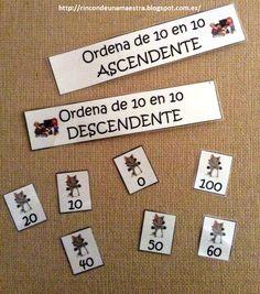 Rincón de una maestra: Series