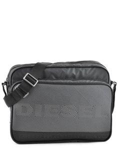 MY BAG - Sac homme Diesel dark grey