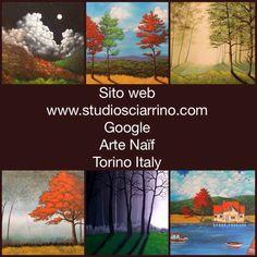 www.studiosciarrino.com Arte Naïf  Torino Italy