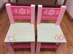 sillitas para nias
