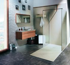 Europe's Leading Slate & Stone Shower Tray Manufacturer Pricing Includes Waste & Trap Bespoke manufactured in Spain 5 Year Guarantee Pioneering ultra-minimalist design and stunning in its style, the Acquabella Desig Radiator Shop, Mirror Radiator, Flat Panel Radiators, Column Radiators, Wet Room Shower Tray, Shower Trays, Colores Ral, Digital Showers, Wood Effect Tiles