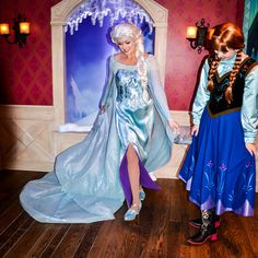 Frozen - Elsa and Anna