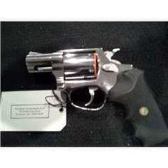 Rossi Model 352 Bright Stainless Steel Revolver