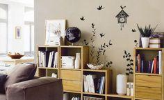 "wall decals, ""Enchanté"" collection - © Susana Rodríguez - FLY"