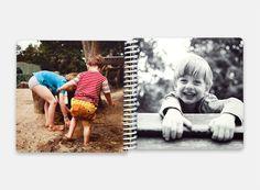 Mein erstes Fotobuch – das besondere Pappfotobuch für Kinder — Kleine Prints