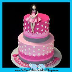 Pink+Baby+Shower+Cakes | Pink Baby Shower Cake