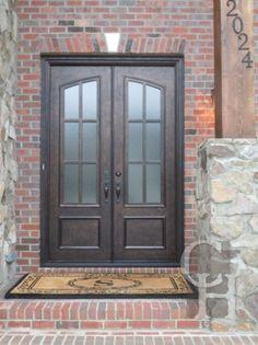 Showcase of Wrought Iron Door | Custom Designed Iron Doors | Bronze Doorways | Wine Cellar & Abby Iron Doors | Delightful Doors | Pinterest | Iron Doors and ... pezcame.com