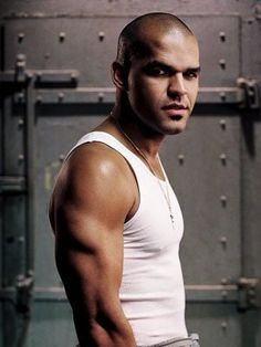 Amaury Nolasco  Sucre from Prison Break... loveee
