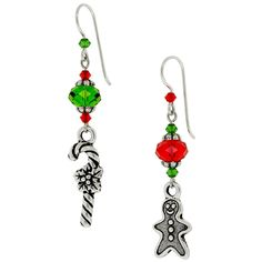 Christmas Treats Earrings | Fusion Beads Inspiration Gallery