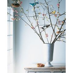 Easter tree - LOve this!
