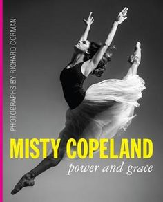 Power and grace define Misty Copeland an influential ballet dancer who has broken through difficult barriers to become the first female African-American to be promoted to principal dancer at the American Ballet Theatre. Misty has proven adversity can be conquered by reaching higher and working harder to define what is humanly possible, regardless of the path one chooses to follow their dreams. In Misty s own words, Finding your power doesn t have to be scary.