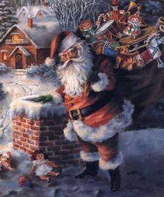 Santa & Toys . . .