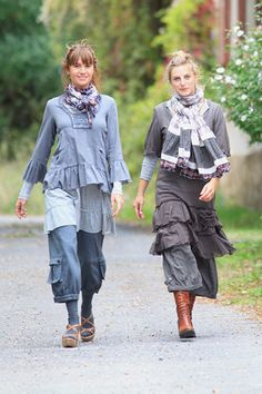 hip chic folk and vintage clothing