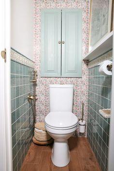 Розмарин и камелия. Туалет