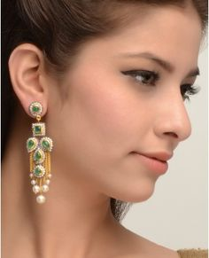 Love these earrings from exclusively.in!
