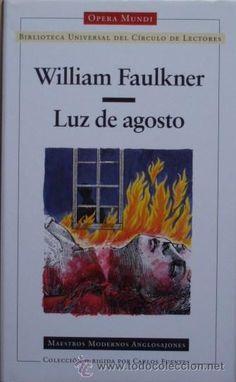El viernes 25 de septiembre celebramos y leemos a William Faulkner