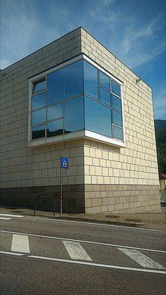 Part. Edificio per Ufficio - Loc. Povo ( Tn )