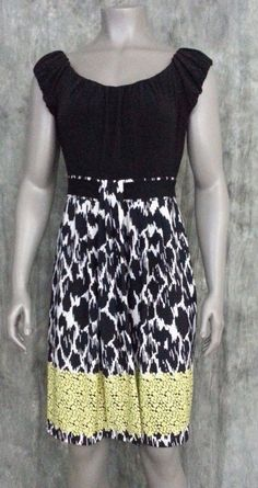 Max and Cleo sleeveless faux wrap dress Women's size 8 floral print  #MaxandCleo #Maxi #Casual