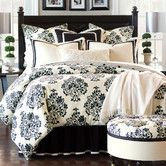 Found it at Wayfair - Eastern Accents Evelyn Button-Tufted Bedding Collection
