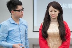 An ultra-realistic robot was unveiled last week by researchers from the University of Science and Technology in China (USTC). Jia Jia, as the female robot has been named, is apparently capable of basic communication, interaction with nearby people, and natural facial expressions. Unfortunately, many