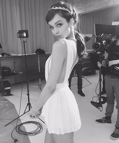 Find images and videos about sexy, dress and model on We Heart It - the app to get lost in what you love. Jeanne Lanvin, Pretty Dresses, Sexy Dresses, Olympia, Luma Grothe, Dress Bra, Fairytale Fashion, World Most Beautiful Woman, Goddess Costume