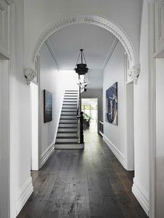 Великолепный дом c элегантными интерьерами в Сиднее | Пуфик - блог о дизайне интерьера