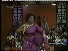 Real talent on display! Celia Cruz - Quimbara