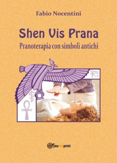 """Fabio Nocentini, """"Shen Vis Prana. Pranoterapia con simboli antichi"""", Youcanprint: libro disponibile nelle maggiori librerie on line.  La pranoterapia consiste nell'usare le mani per dirigere su persone, animali e piante un'energia benefica capace di produrre effetti terapeutici. Mediante la tecnica Shen Vis Prana la persona viene messa in grado di canalizzare la vibrazione terapeutica della Terra...  http://www.amazon.it/dp/B00DHEIZLW"""