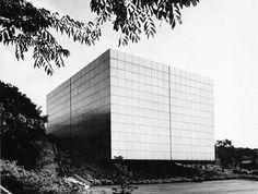 bukichi inoue - ikeda museum of 20th century art, shizouka prefecture, japan, 1975