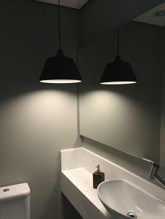 Lavabo: iluminação 2
