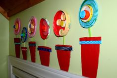 Recycle art projects | making recycled art projects and this is a fun and