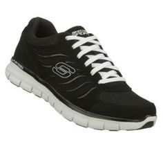 Men's Skechers Synergy - White Black