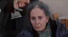 """Jole Fierro in """"Il bandito dagli occhi azzurri"""" (1980)"""