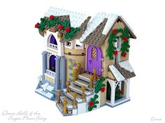 Thanks to everyone who entered the fifth annual Expand the Winter Village Contest. Once again, it has been inspiring to see so much creativity in a rela...