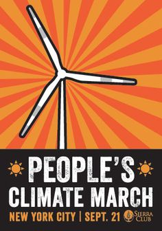 Join the People's Climate March to solve the climate crisis