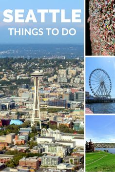 30 fun things to do in Seattle Vancouver Seattle, Seattle Washington, Washington State, Downtown Seattle, Seattle Vacation, Seattle Travel, Seattle Sights, Vacation Destinations, Dream Vacations