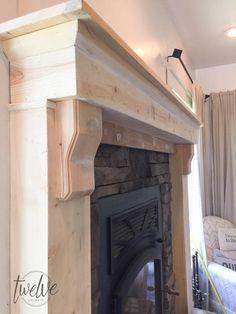 Astonishing Image Result For Corbel Fireplace Mantel Diy Trim Stone Download Free Architecture Designs Grimeyleaguecom