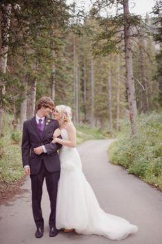 Rustic Mountain Wedding at Wasatch Mountain Club Lodge in Utah.