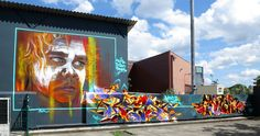 I love Adnates #artwork  its #awesome   Check it out  http://adnate.com.au/