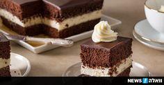 מתכון: עוגת שכבות בסגנון פולני - וואלה! אוכל