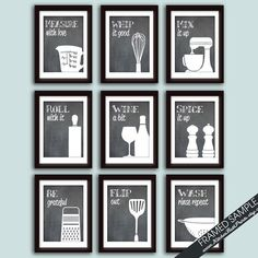 15 wonderful diy ideas for your living room 4 | kitchen wall art