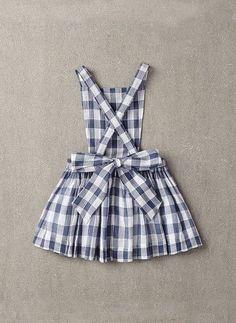 Nellystella Ella Dress in Checker - N15F012