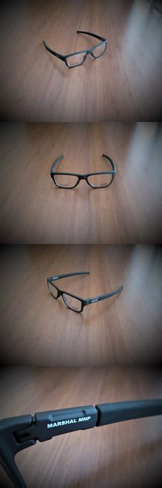 6f1036f786 Eyewear Accessories 179241: Oakley Marshal Mnp Ox8091-153 Satin Black 53  17-144 Nwot - See Details -> BUY IT NOW ONLY: $80 on eBay!