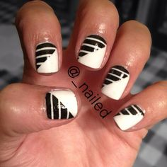 _nailed's nails! Show us your tips—tag your nail photos with #SephoraNailspotting to be featured on our social sites!