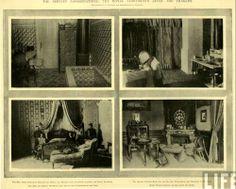 Majski prevrat - Assassination of King Alexander and Queen Draga, May 1903, Serbia