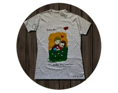 TANCY: Handpainted unique t-shirts. Express yourself.