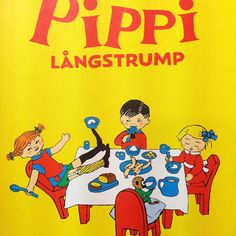 Pippi Långstrump/Pippi Longstocking turns 70 this year. Lovely illustrated by the one and only Ingrid Vang Nyman.