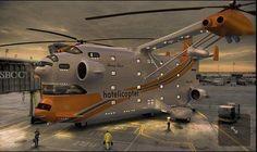 el helicoptero mas grande del mundo - Google Search