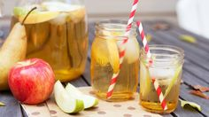 Give Your Sangria a Fall Makeover by Using Cider Instead of Wine