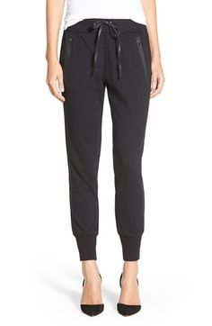 LOOOVE these!! <3 Comfy without being sloppy! A++  [[Hudson Jeans]] 'Tess' Sweatpants